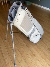 stitch golf bag