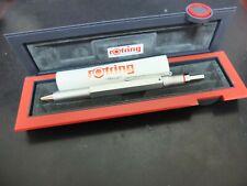 Rotring 600 NEWTON TRIO Multi 3 in 1 Ball Point Pen SILVER