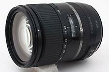 TAMRON zoom lens 28-300 mm F 3.5 - 6.3 Di VC PZD Canon A 010 And JAPAN USED