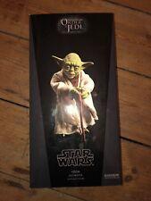 Sideshow 0rder Of The Jedi Yoda Jedi Mentor  AFSSC1047