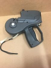 Paxar Monarch 2 Line 1155 Price Gun Loaded With partial Roll Of Labels Needs Ink