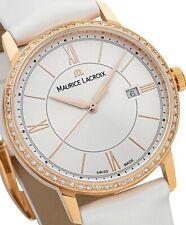 Maurice Lacroix Eliros Date Diamonds Damenuhr NEU OVP Garantie  EL1094-PVPD1-112