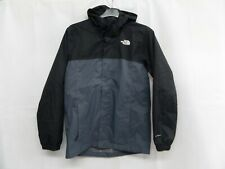 The North Face Dryvent Boys Hooded Rain Jacket Youth Large Good Used Condition