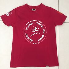T SHIRT MANCHES COURTES ENFANT THE NORTH FACE UTMB 2014   TAILLE M (10 / 12 ANS)