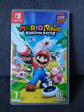 Mario + Rabbids Kingdom Battle (Nintendo Switch) PAL