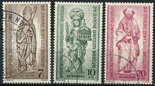 Berlin 1955 SG#B129-131 Bishopric Used Set Cat £11 #E5616