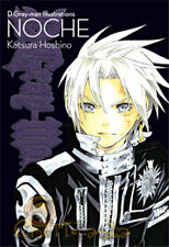 Illustration Artbook-D-Gray Man-Noche- Katsura Hashino- Panini Comics