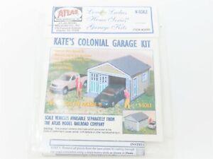 N 1/160 Scale Atlas Building Kit #2880 Kate's Colonial Garage - Sealed