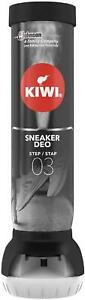 Kiwi Shoe Deodorizer Spray, Sneaker Odour Eliminator for Feet & Shoes, Step 3
