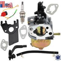 For Champion Model 46576 3000/4000 Watt 6.5HP Gasoline Generator Carburetor Carb