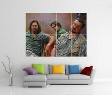The Big Lebowski The Dude Bowling Giant Wall Art Photo Imprimé Poster