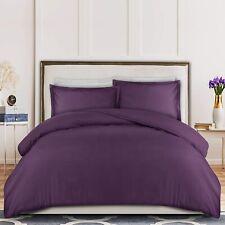 Utopia Bedding 3-Piece Duvet Cover Set – 1 Duvet Cover with 2 Pillow Shams