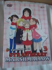 // NEUF ** Strawberry marshmallow, vol. 3 ** Sato Yakuya DVD MANGA