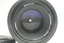Minolta AF Maxxum 50mm f1.7 Lens 22108796 for Sony A Mount