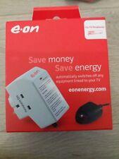 E-on TV incompleto. ahorra dinero ahorrar energía para TV periféricos NUEVO