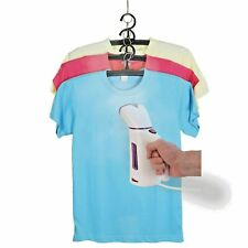 Handheld Garments Steamer Portable Clothes Fabric Iron Steam Brush Cleaner 600W