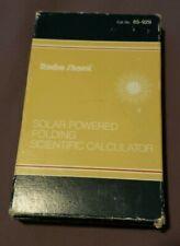 Vintage Radio Shack EC-4011 Scientific Calculator