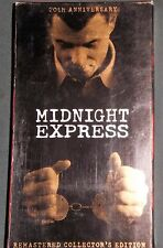 Midnight Express (VHS, 1998, Collectors Edition Subtitled Spanish)