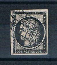 B2904 - FRANCE - Timbre N° 3 a Oblitéré