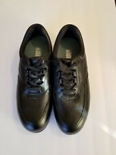 New W/O Box Drew For Men Expedition II Black Therapeutic Diabetic Shoes 12M