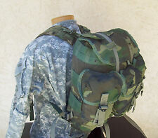 US Army ALICE pack, backpack, rucksack, Woodland Camo