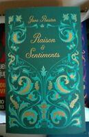 Raison Et Sentiments De Jane Austen ( français,Neuf)