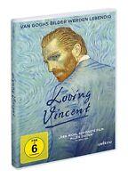 LOVING VINCENT-Robert Gulaczyk,Cezary Lukaszewicz,Douglas Booth,Josh B. DVD NEU
