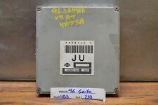 1996 Nissan Sentra 200SX Engine Control Unit ECU JA18E54BA9 Module 30 11B5