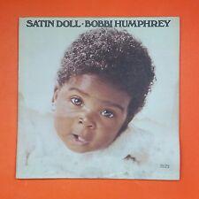 BOBBI HUMPHREY Satin Doll BN LA344 G TML LP Vinyl VG+ Cover Fair