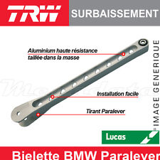 Kit de Rabaissement TRW Lucas - 25 mm BMW R 1150 GS Advent. (R21) 2001-