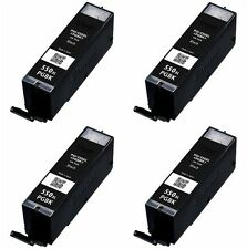 4 Canon PGI-550xl PGBK Black Large Compatible Ink for IP7250 MG5450 MG6350 MX925
