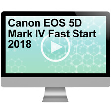Canon EOS 5D Mark IV Fast Start 2018 Video Training