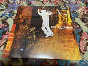 SEE IT THROUGH-Breakthrough Rare Limited Edition's Color Vinyl German LP