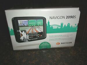Navigon 2090s Satellite GPS New Unopened