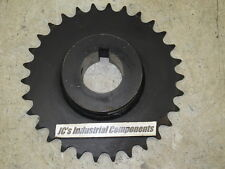 "Sprocket    80 pitch   30 tooth    2-7/16"" bore    Martin    80BS30-2 7/16"