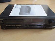 Technics Stereo Casetten Deck RS-B705 incl. Bedeinungsanleitung