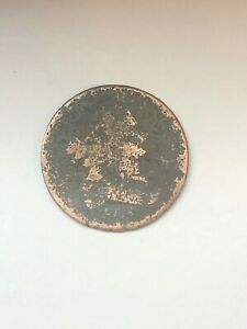 1805 1/2c  Draped Bust Half Cent  low grade see the pic
