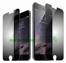 2x Anti-spy Privacy  Tempered Glass Screen Protector iPhone 6s 4.7/6s Plus 5.5