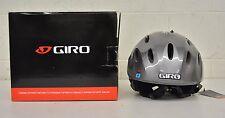 Giro Fuse High-Quality Ski/Snowboard Helmet Titanium Size Medium 55.5-59cm NEW