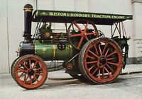 Industrial Postcard - Traction Engine, Ruston & Hornsby of Lincoln   RRR61