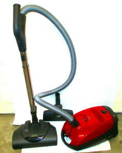 Miele C1 Classic vacuum cleaner Red 110 V Used Clean Working Great!