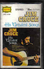 Jim Groce-His Greatest Songs music Cassette