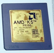 Amd-k5 am-k5-pr166abx... ancien