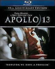 APOLLO 13 THIRTEEN BLU RAY BRAND NEW AND SEALED UK DVD