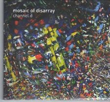 (DX430) Mosaic of Disarray, Channel D - 2012 sealed CD