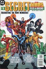 SECRET THE TITANS N°1. DC. 1999.