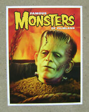 Famous Monsters of Filmland #257 Litho 2011 SDCC 1,000