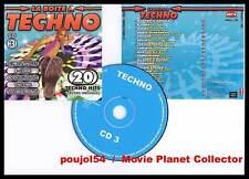"""LA BOITE A TECHNO """"CD 3"""" (CD) 20 titres 2006"""