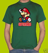 T-shirt SUPER MARIO UOMO DONNA BIMBO...VINTAGE 1UP