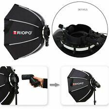 Triopo 65cm Flash Light Softbox Foldable Octagon Umbrella Softbox For Shooting